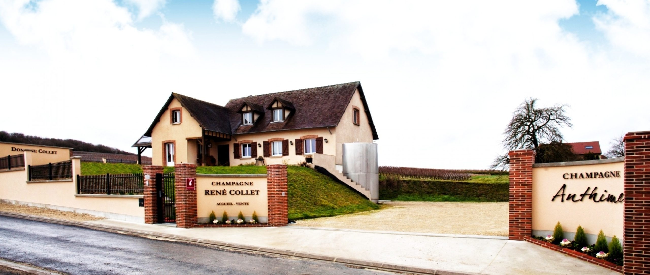 Domaine Collet-Champagne