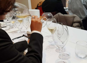 Initiation of 2 Champagnes