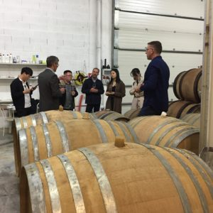 Cellar Tour and Tasting 3 Champagnes