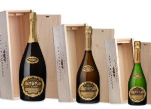 A Tasting of 5 different Champagnes